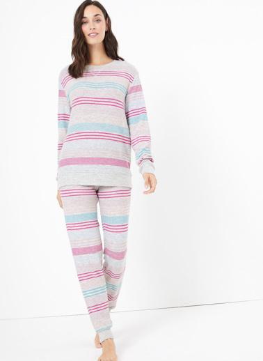 Marks & Spencer Pijama Üst Gri
